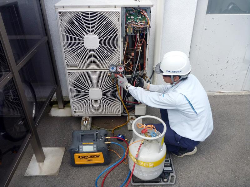 フロン排出抑制法について