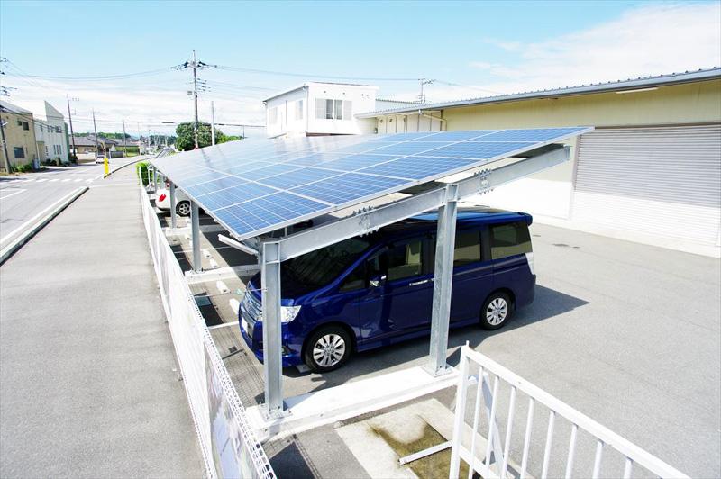 ニッシンテクノシステム第一太陽光発電所