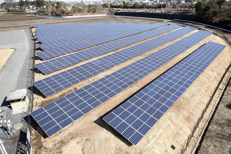 壬生太陽光発電所