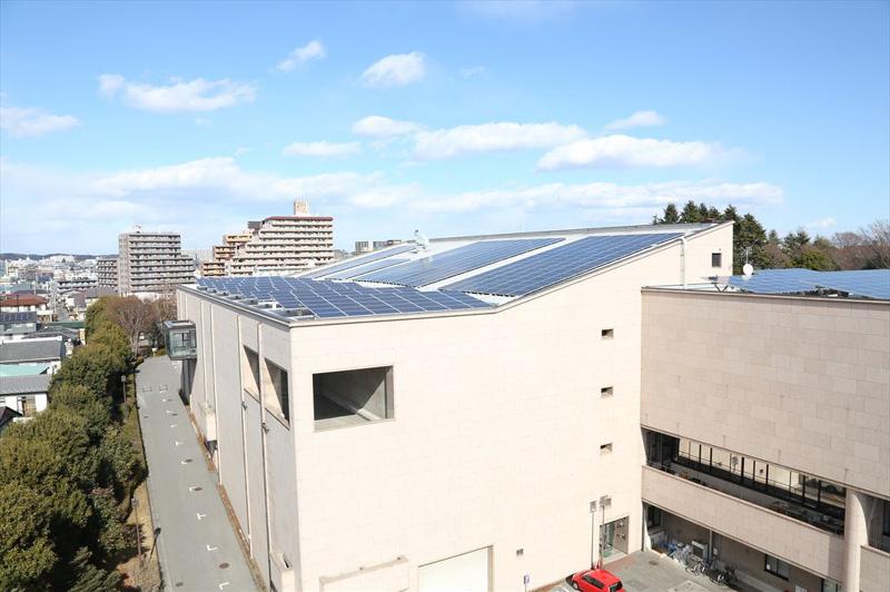 栃木県立博物館太陽光発電所